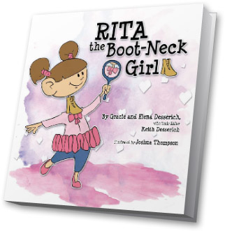 Rita the Boot-Neck Girl